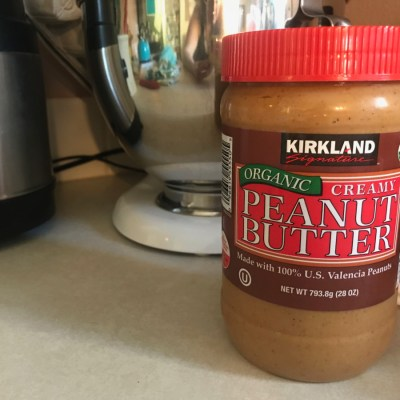 "#NLR (Not Lead Related): Please don't ever buy peanut butter packaged in plastic ""jars""."
