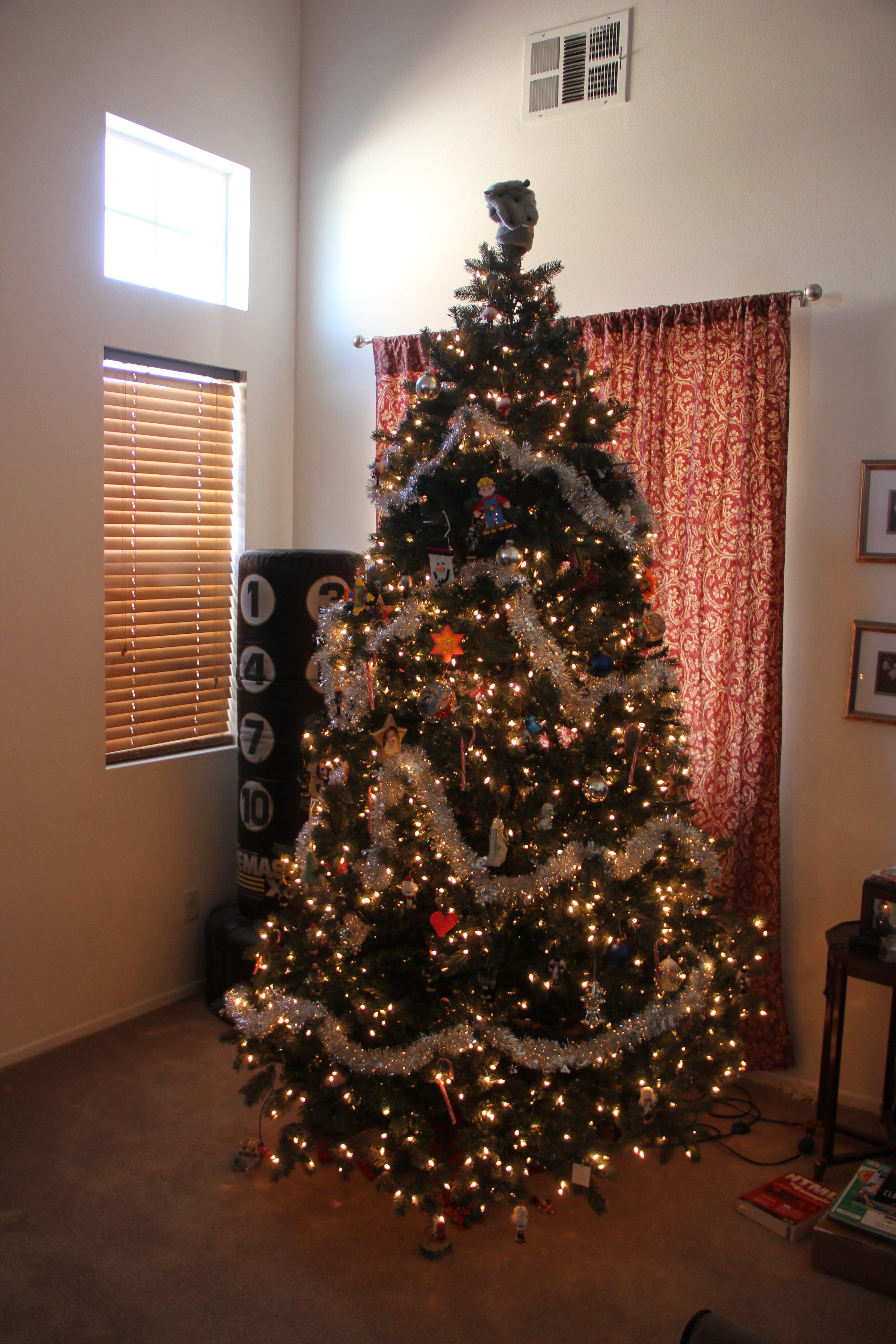 Costco Christmas Eve Hours.Artificial Christmas Tree C 2008 Costco As High As