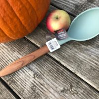 Chrissy Tiegen Cravings Green Silicone Mixing Spoon 1 Lead Safe Mama