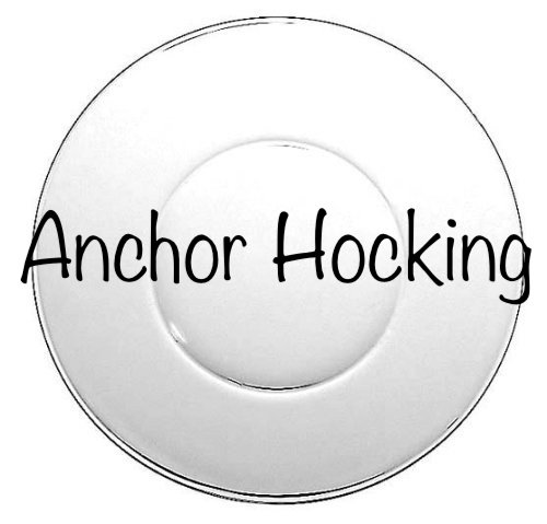 Clear anchor hocking dishes