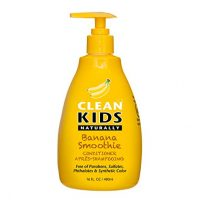 Clean Kids Naturally Banana Smoothie Conditioner Lead Safe Mama