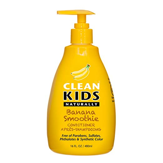 #AskTamara: What non-toxic hair conditioner do you use with you children?