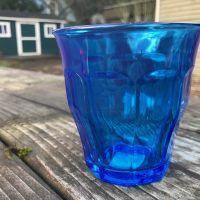 Blue Duralex Picardie Colors Tumbler 2018 Made In France Lead Safe Mama 1