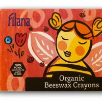 Filana Organic Beeswax Crayons Lead Safe Mama