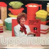 1982 Tupperware Catalog Lead Safe Mama Page 001 Front Cover