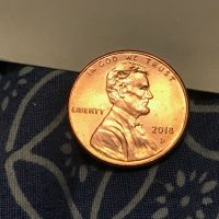 2018 United States Copper and Zinc Penny Lead Safe Mama 1