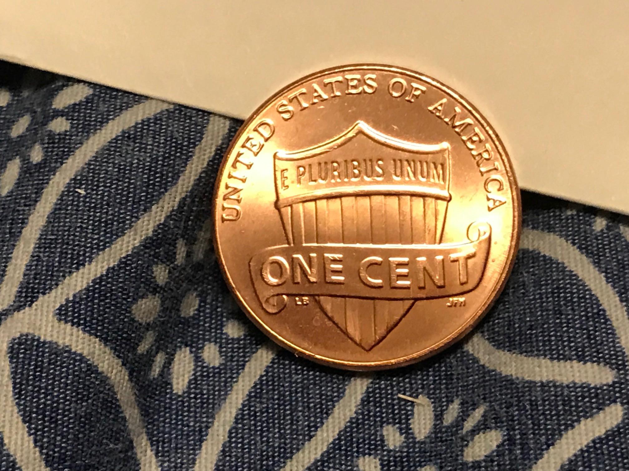"""2018 U.S. """"Copper"""" Penny: 579,1000 ppm Zinc & 419,200 ppm Copper. No Lead, No Cadmium, No Mercury, No Arsenic."""
