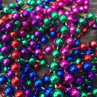 Dollar Tree Store Greenbrier Interntional Mardi Gras Beads 2019 Lead Safe Mama 1