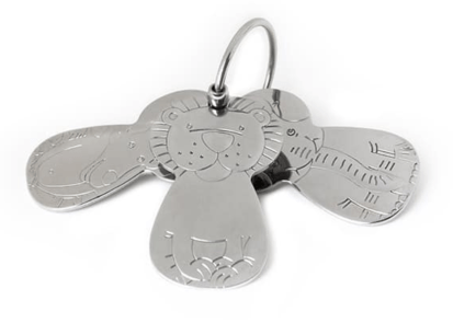 Kleynimals Signature Toy Keys: 100% 304 Stainless Steel [#LeadFree! + Discount Code for LeadSafeMama readers!]