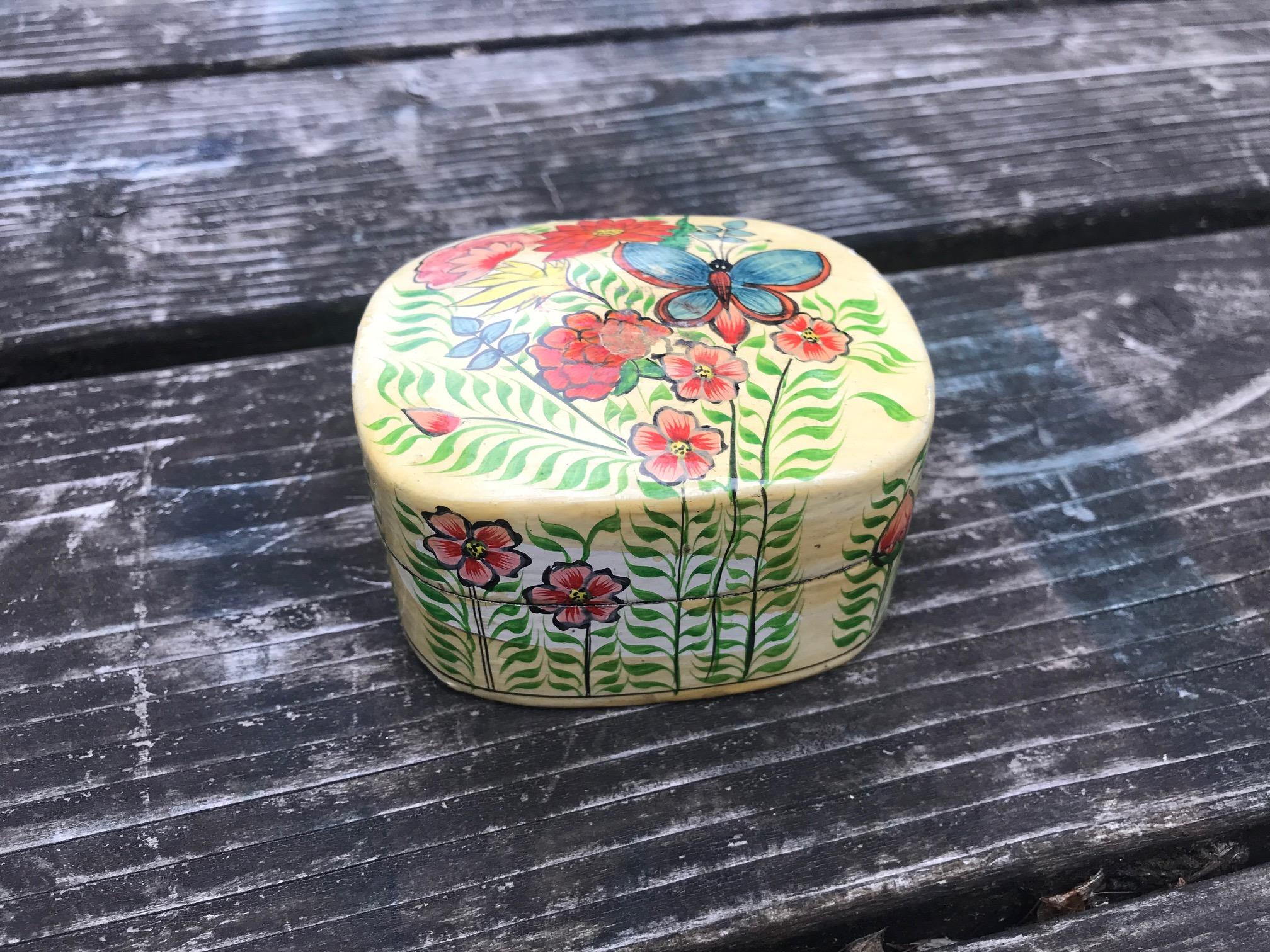 Trinket Boxes Handmade in India