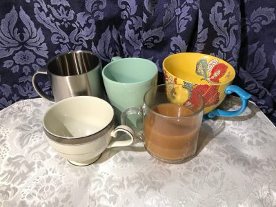 #AskTamara: Which mugs are Lead-free? How can I tell if my mug has unsafe levels of Lead? Which mugs do you use?