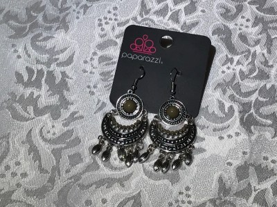 Paparazzi earrings: Lead-free BUT positive for 2,985 ppm Antimony (+ Arsenic too). Antimony causes cancer in rats.
