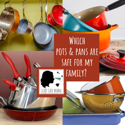 Q. I want to buy some nontoxic cookware, which pots & pans are the safest for cooking? Which pots & pans are the least toxic?