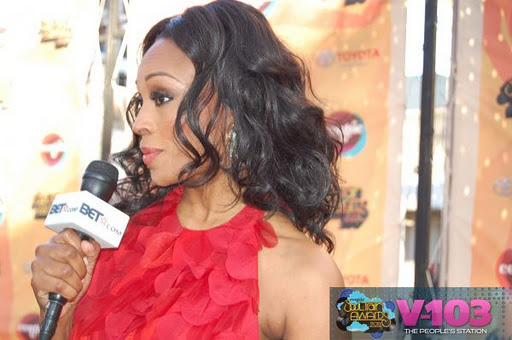2011 Soul Train Awards Roll Out of Atlanta
