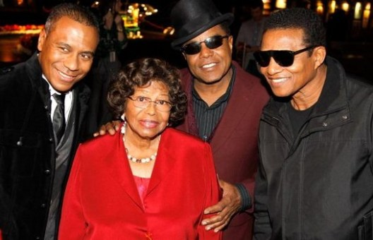 Katherine Jackson Slowly Inching Home While Everyone Gets Their Stories Straight