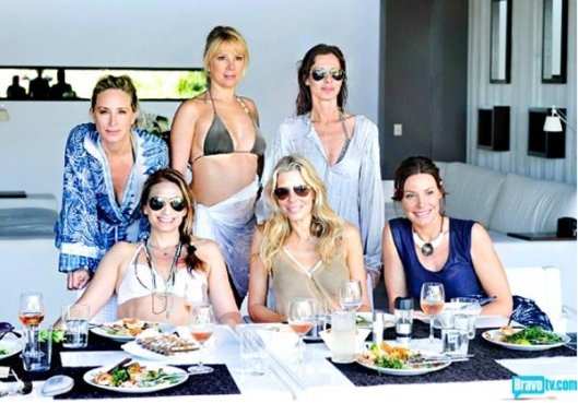 A Look at This Season's Real Housewives of New York