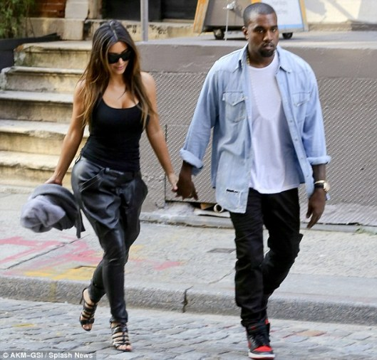 What's Wrong With This Picture?: Kimye