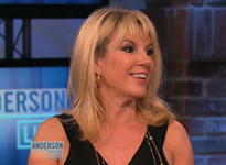 Ramona Singer Bravely Appears on Anderson Live!