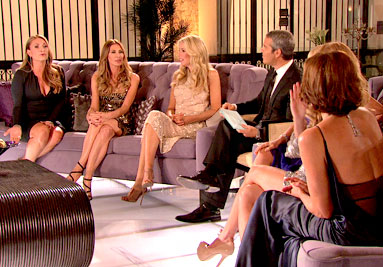 I'm Team Aviva. Thoughts From RHONY