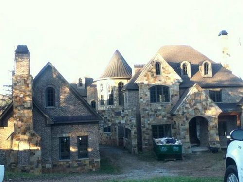 Kim Zolciak New House