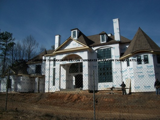Front of Chateau Sheree