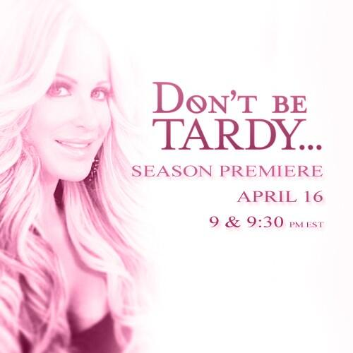Review of Premiere of Don't Be Tardy