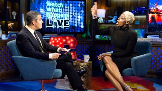 Nene Leakes One on One Interview With Andy Cohen