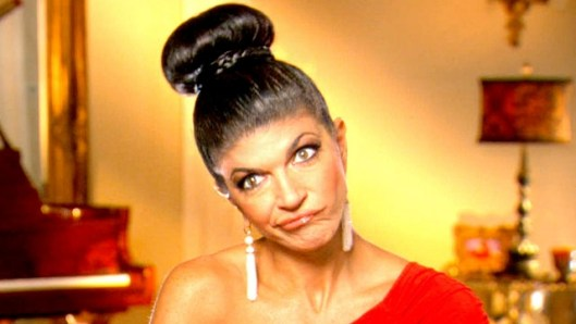 Real Housewives of New Jersey: Spangly Chuckalinas and Other Spiritual Quests