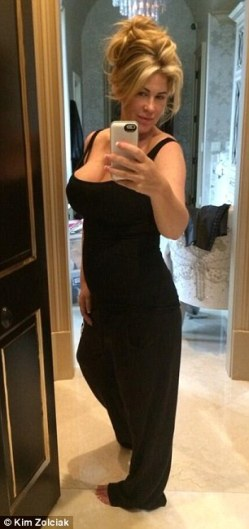 Kim Biermann Has Lost The Baby Weight!