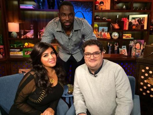 Watch What Happens Live With Mercedeh Javid