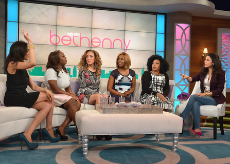 The Cast of Blood, Sweat & Heels Were One Hot Mess on Bethenny