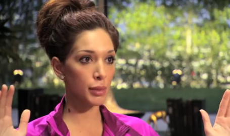 Farrah Abraham Talks Abuse on Couples Therapy