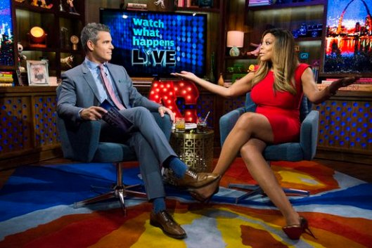 The New York City Talk Show Wars: Wendy Williams Knocks Out Bethenny Frankel