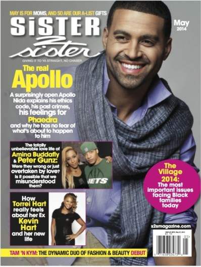 More Apollo Nida Comments From Sister to Sister Interview