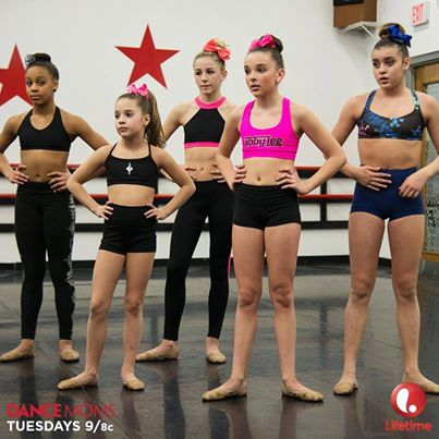 Dance Moms No Maddie Team