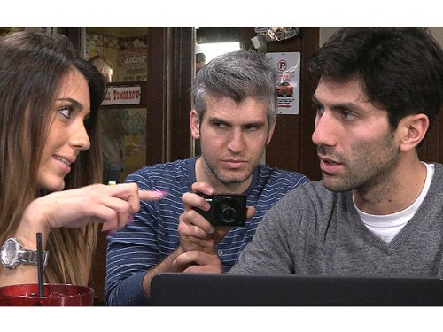 Antoinette, Max and Nev