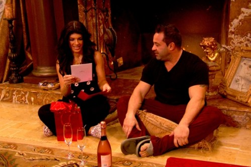 RHONJ Christmas tre joe