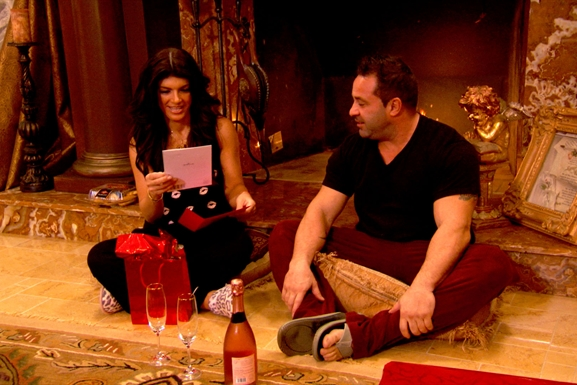 Photo: Bravo Will we have another RHONJ Christmas?