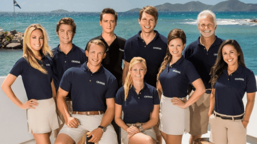 Below Deck Season 2 Cast