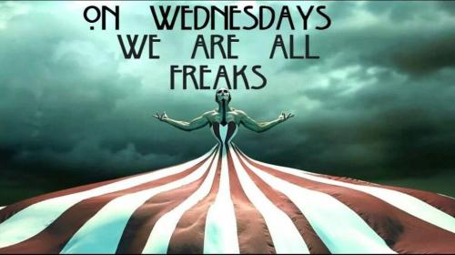 AHS Freaks on Wednesday