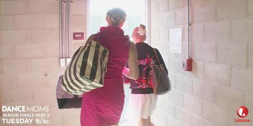Dance Moms Chloe leaving.