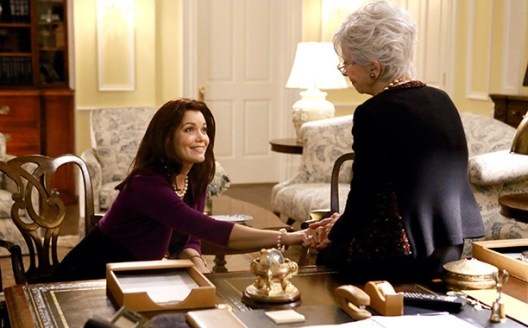 Scandal: Mellie Gets a Mentor While Fitz Gets Hope