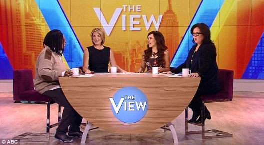 Bethenny Frankel on The View: Having a Relationship on TV Was A Little Bit Gnarly