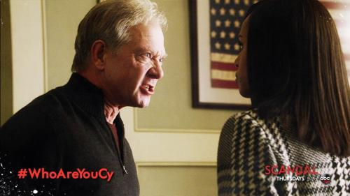 Scandal liv and Cyrus
