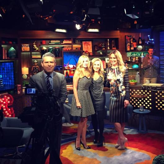 WWHL With Camille Grammer, Adrienne Maloof & Taylor Armstrong