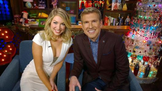 WWHL With Stassi  Schroeder and Todd Chrisley
