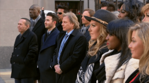 Celeb Apprentice full team
