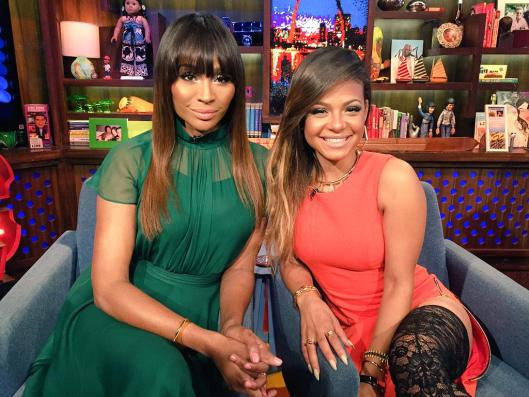 WWHL With Cynthia Bailey