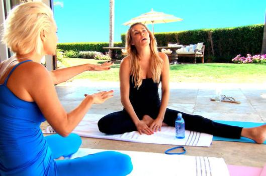 Real Housewives of Beverly Hills Recap: Sister Act