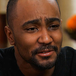 Nick Gordon fake cry on Dr. Phil